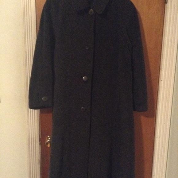 Anne Klein Jackets & Blazers - Anne Klein coat long coat